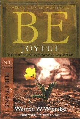 Be Joyful (Philippians)   -     By: Warren W. Wiersbe
