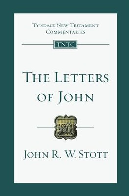 The Letters of John - eBook  -     By: John Stott