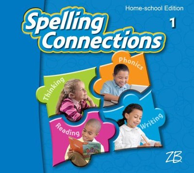 Zaner-Bloser Spelling Connections Grade 1: Student Edition  -