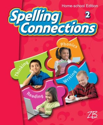Zaner-Bloser Spelling Connections Grade 2: Student Edition  -