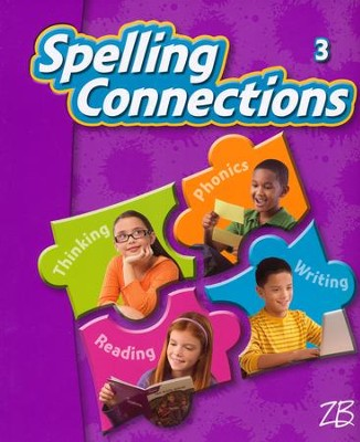 Zaner-Bloser Spelling Connections Grade 3: Student Edition  -