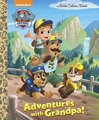 Adventures with Grandpa!  -     By: Golden Books     Illustrated By: Fabrizio Petrossi