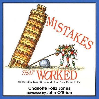 Mistakes that Worked - eBook  -     By: Charlotte Foltz Jones