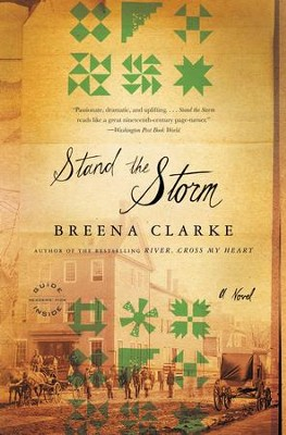 Stand the Storm: A Novel - eBook  -     By: Breena Clarke