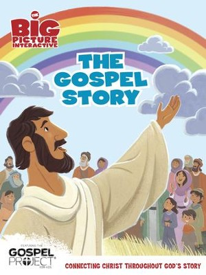 The Gospel Story - eBook  -