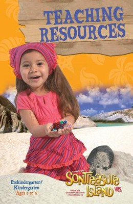 VBS 2014 SonTreasure Island - Teaching Resources: PreK & Kindergarten (Ages 3-6)   -