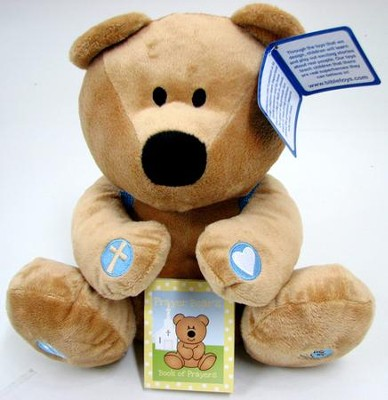 Plush Prayer Bear   -