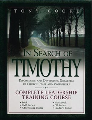 In Search of Timothy (Complete Leadership Training Course)   -     By: Tony Cooke