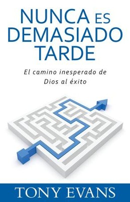 Nunca es demasiado tarde - eBook  -     By: Tony Evans