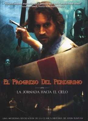 El Progreso Del Peregrino: La Jornada Hacia El Cielo  (Pilgrim's Progress: Journey To Heaven), DVD  -