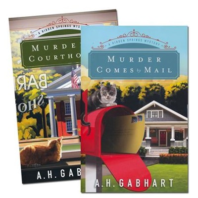 Hidden Springs Mystery Series, Volumes 1 & 2  -     By: A. H. Gabhart