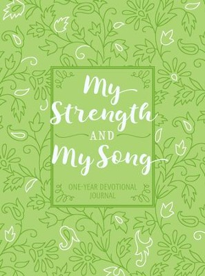 My Strength and My Song: One-Year Devotional - eBook  -