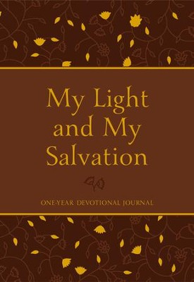 My Light and My Salvation: One Year Devotional - eBook  -     By: Mark DuPre