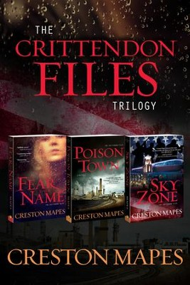 The Crittendon Files Trilogy - eBook  -     By: Creston Mapes