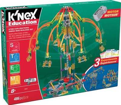Stem Explorations: Swing Ride Building Set  -
