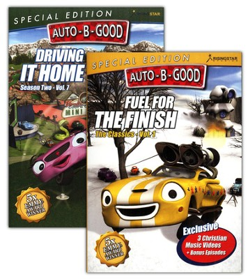 Fuel for the Finish/Driving It Home (2-Pack)   -