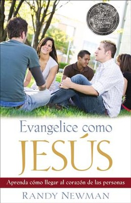 Evangelice como Jesus - eBook  -     By: Randy Newman
