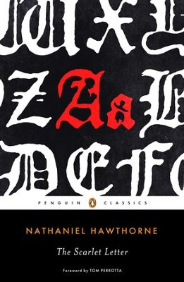 The Scarlet Letter - eBook  -     Edited By: Thomas Connolly     By: Nathaniel Hawthorne