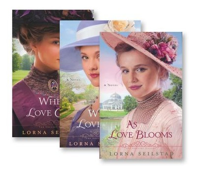 The Gregory Sisters Series, Volumes 1-3  -     By: Lorna Seilstad