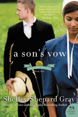 A Son's Vow: The Charmed Amish Life, Book One - eBook  -     By: Shelley Shepard Gray