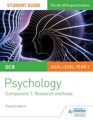OCR Psychology Student Guide 1: Component 1: Research methods / Digital original - eBook  -     By: Fiona Lintern