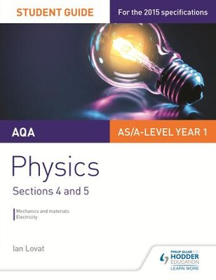 AQA Physics Student Guide 2: Sections 4 and 5 / Digital original - eBook  -     By: Ian Lovat