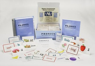 Saxon Phonics Intervention, Home Study Kit   -
