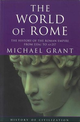 World Of Rome / Digital original - eBook  -     By: Michael Grant