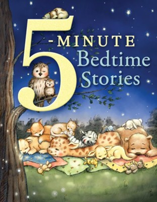 5-Minute Bedtime Stories  -     By: Pamela Kennedy & Anne Kennedy Brady
