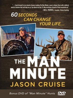 The Man Minute: A 60-Second Encounter Can Change Your Life - eBook  -     By: Jason Cruise