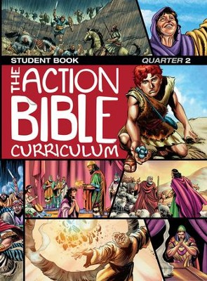 Action Bible Curriculum Student Books Q2  -