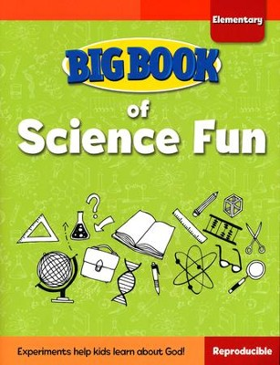 Big Book of Science Fun for Elementary Kids  -
