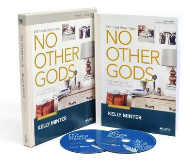 No Other Gods DVD Leader Kit, Revised Edition   -     By: Kelly Minter