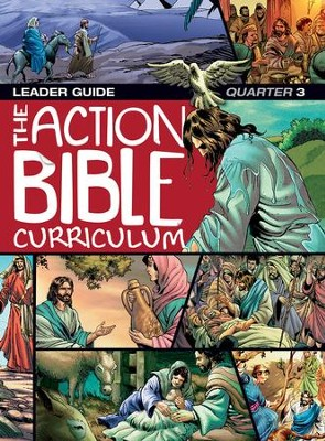 Action Bible Curriculum Leader Guide Q3  -