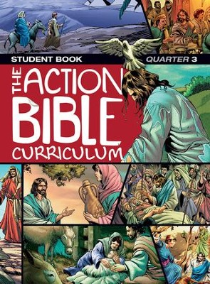Action Bible Curriculum Student Books Q3  -