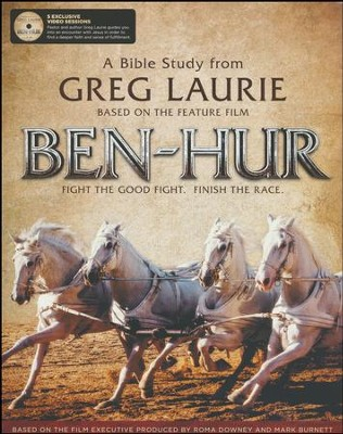 Ben-Hur DVD Bible Study Leader Kit  -     By: Greg Laurie