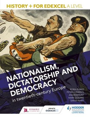 History+ for Edexcel A Level: Nationalism, dictatorship and democracy in twentieth-century Europe / Digital original - eBook  -     By: Mark Gosling
