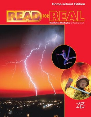 Zaner-Bloser Read for Real Level C: Student Edition  -
