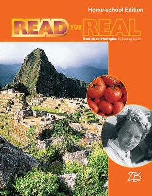 Zaner-Bloser Read for Real Level E: Student Edition  -