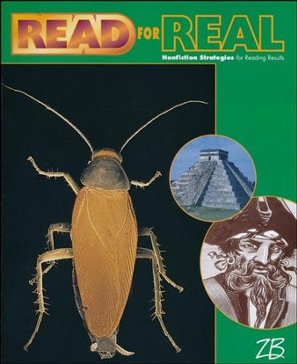 Zaner-Bloser Read for Real Level F: Student Edition  -