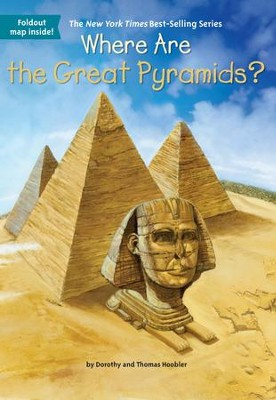 Where Are the Great Pyramids? - eBook  -     By: Dorothy Hoobler, Herry Hoare