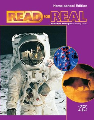 Zaner-Bloser Read for Real Level H: Student Edition  -