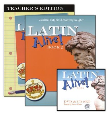Latin Alive! Book Two Bundle   -