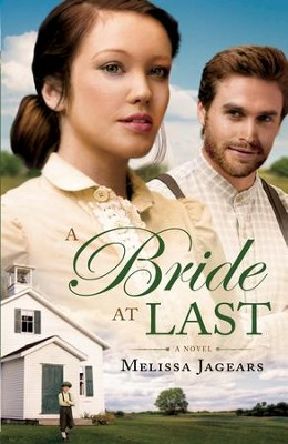 A Bride at Last (Unexpected Brides Book #3) - eBook  -     By: Melissa Jagears