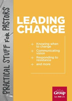 Practical Stuff for Pastors: Leading Change - eBook  -     Edited By: Rick Edwards