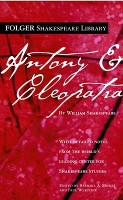 Antony and Cleopatra - eBook  -     By: William Shakespeare