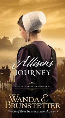 Allison's Journey - eBook  -     By: Wanda E. Brunstetter