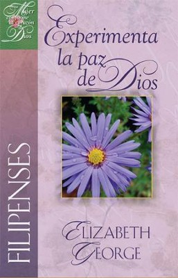 Filipenses: Experimenta la paz de Dios - eBook  -     By: Elizabeth George