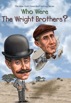 Who Were the Wright Brothers? - eBook  -     By: Jim Buckley