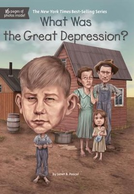 What Was the Great Depression? - eBook  -     By: Janet Pascal